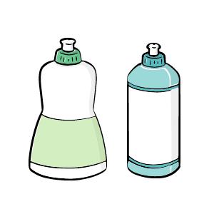 溶剤・洗剤