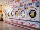 コインランドリーの売り上げアップ!コインランドリー洗濯機のアピール術
